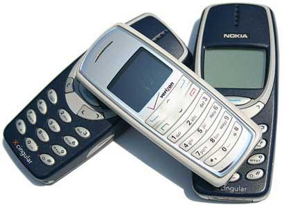 Fotos de telefonos celulares antiguos y modernos 27